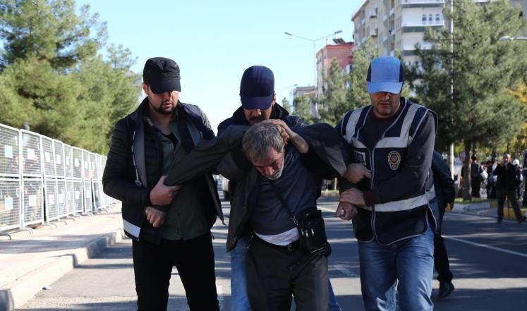 الأمن التركي يشن حملة مداهمات واعتقالات في مدينة ادرنة غرب تركيا