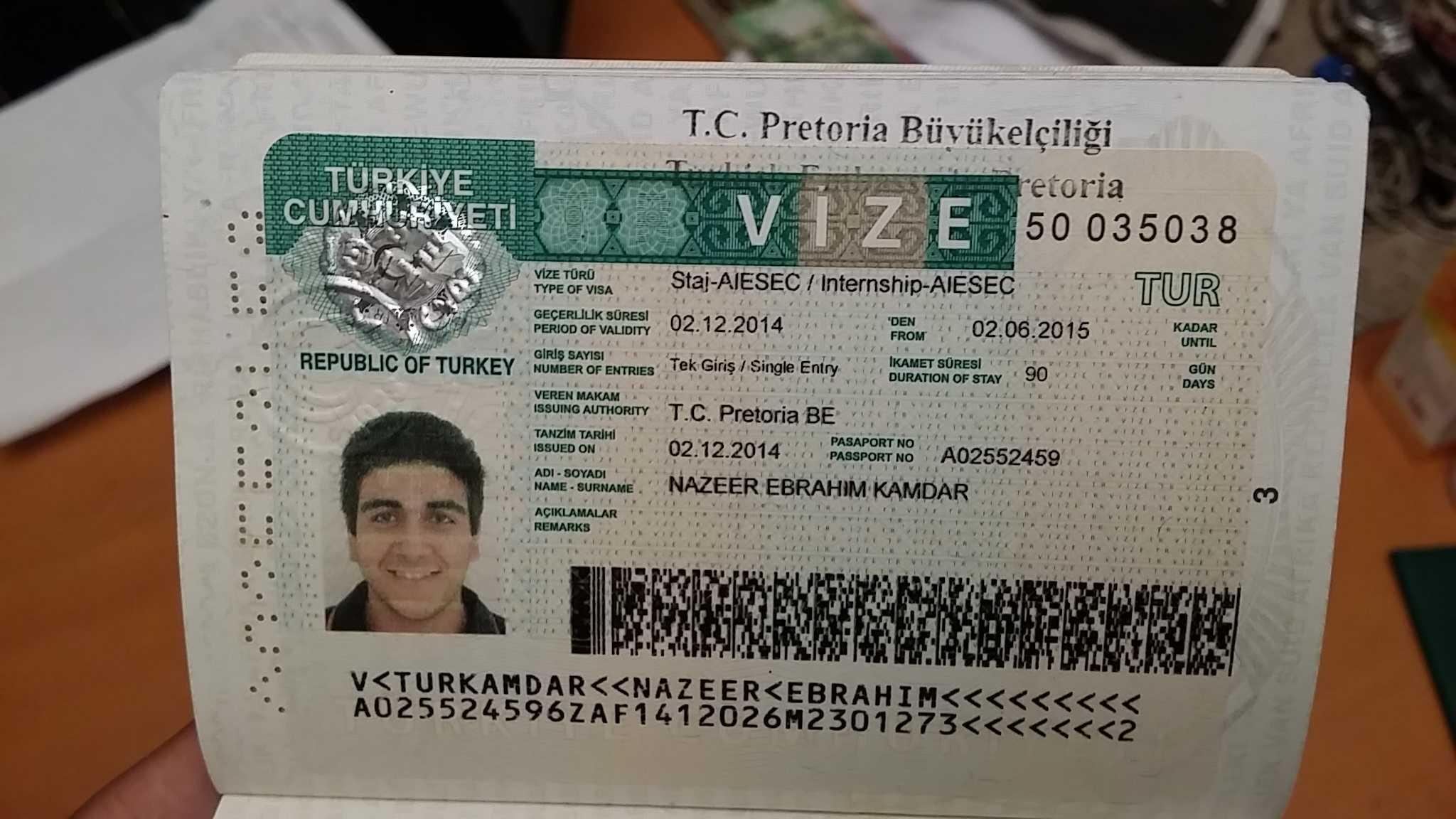 حملة سورية شعبية لمطالبة الحكومة التركية إلغاء تأشيرة الدخول عن السوريين