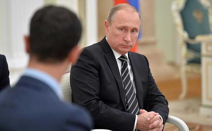 خطة روسية غير معلنة في سوريا