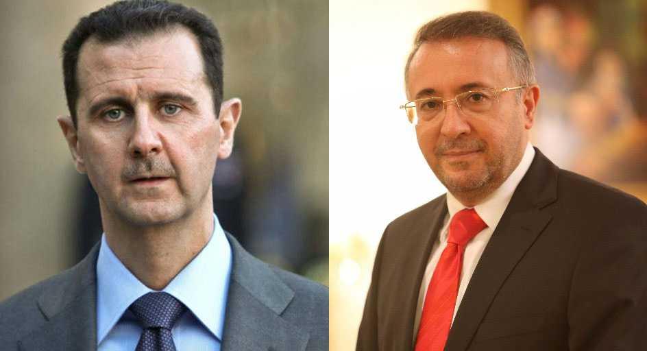 فيصل القاسم يتحدث عن وثائق ستخرج قريباً تفضح بشار الأسد