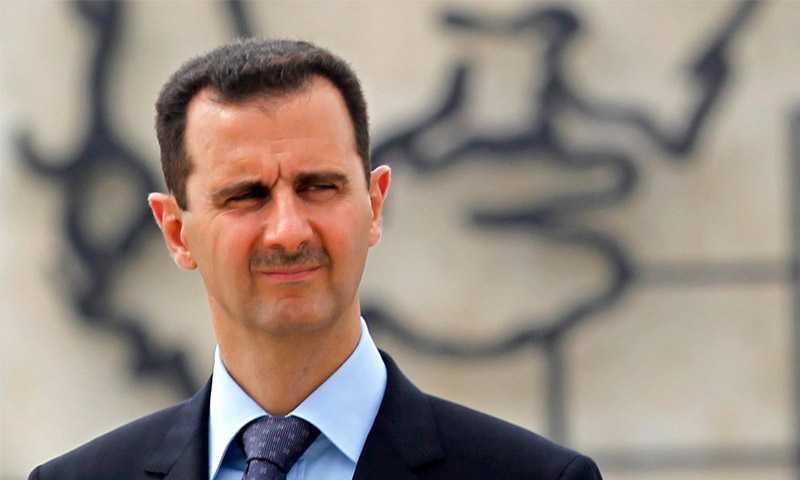 الأسد يهدد بضرب إسرائيل.. وهكذا رد السوريون عليه