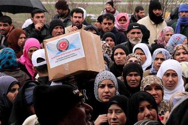 أسماء وعناوين الجمعيات الخيرية الموجودة في تركيا