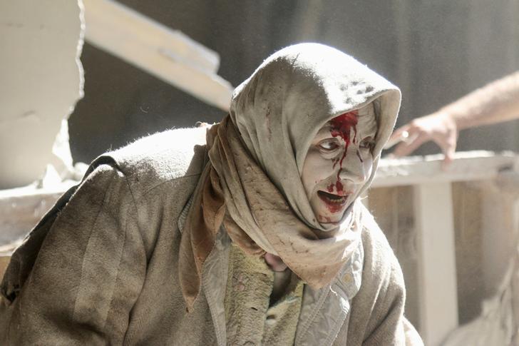 """""""حاسبوا الأسد"""" .. ناشطون سوريون يحيون حملة للمطالبة بالقصاص (فيديو)"""