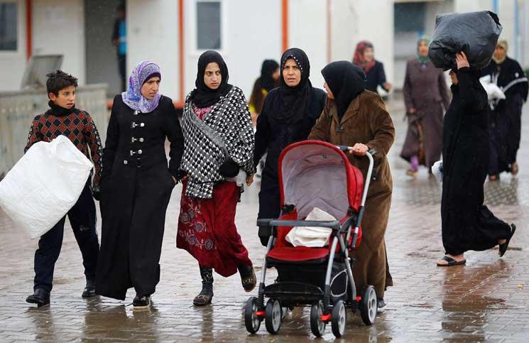 إحصائية جديدة تكشف عدد السوريين الموجودين في تركيا؟