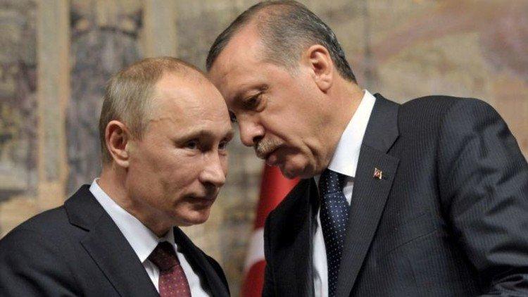 أردوغان يكشف عن فحوى الطلب الذي طلبه من بوتين