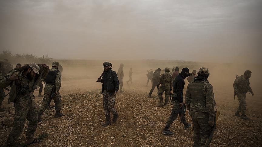 قتيل وجرحى باشتباكات بين الجيش الحر ووحدات حماية الشعب الكردية