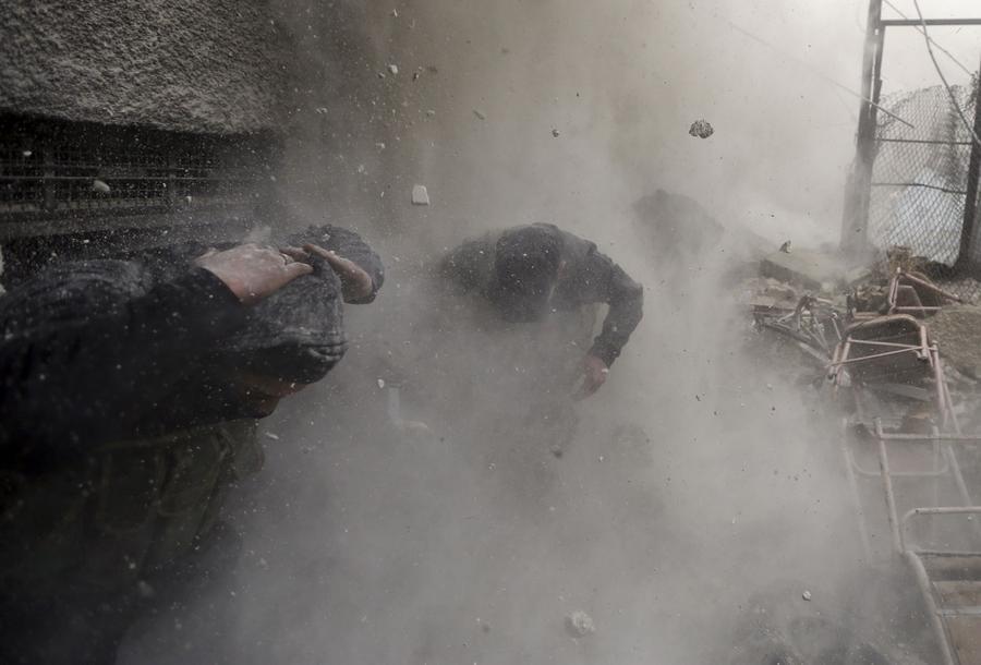 عاجل: قصف للنظام السوري على معرة النعمان يوقع قتلى وجرحى