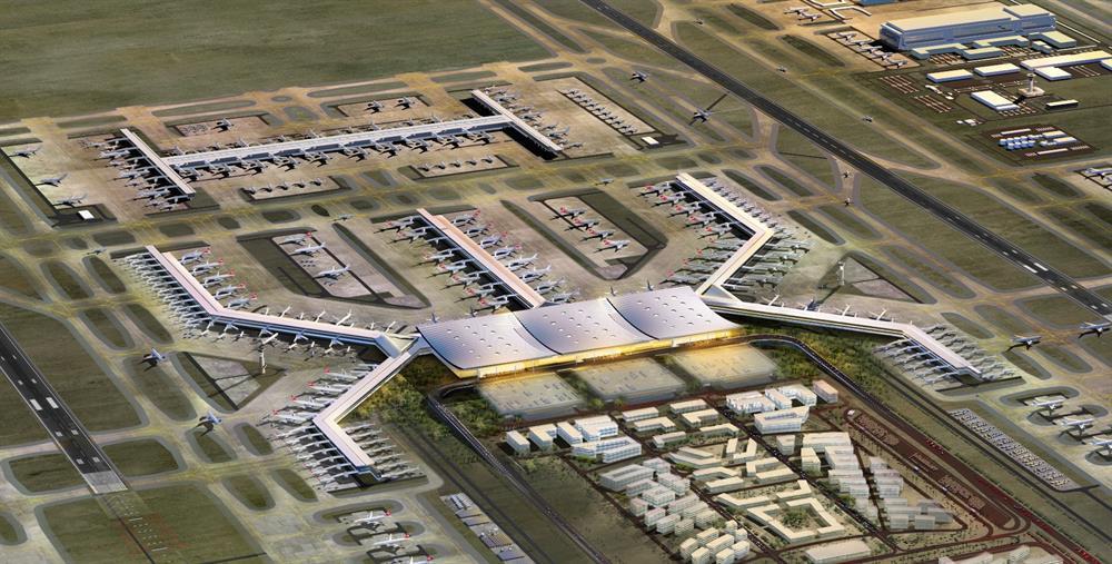 تركيا: ما الذي حدث أثناء بناء مطار إسطنبول الجديد
