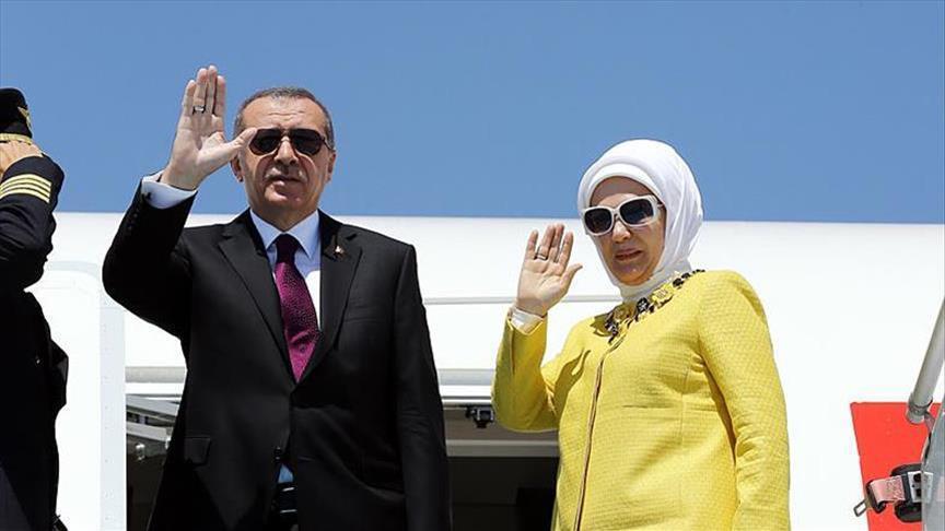 الرئيس أردوغان إلى روسيا في زيارة عمل الأربعاء