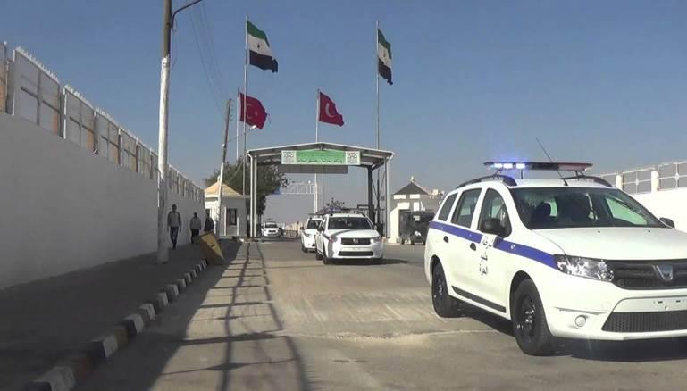 "تركيا تعيد فتح معبر ""جوبان باي"" الحدودي مع سوريا بعد تحديثه"
