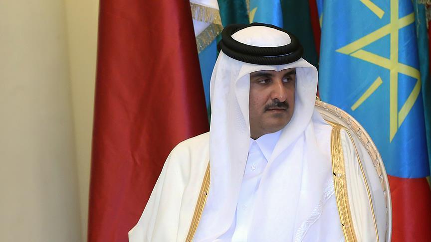 أمير قطر يشعل مواقع التواصل بتصرف طريف في كوريا الجنوبية