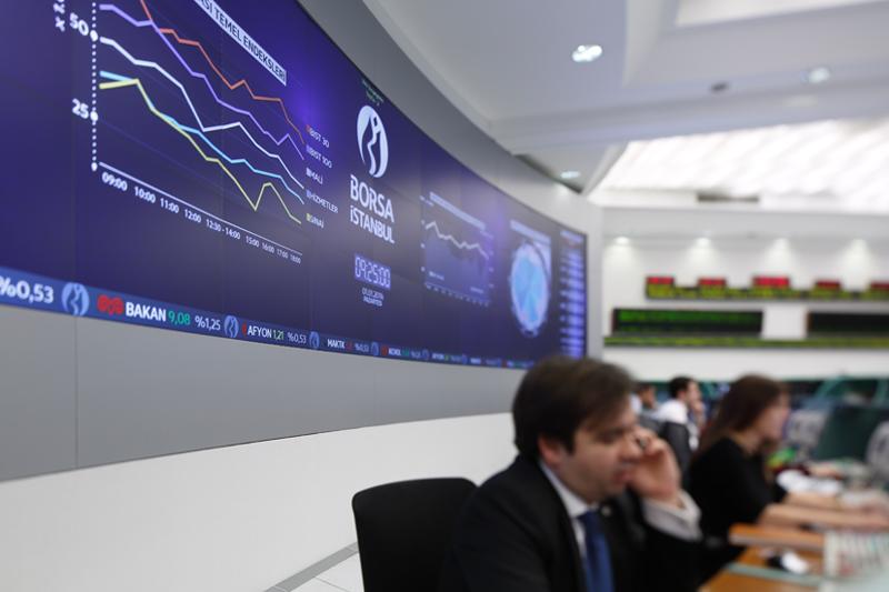 بورصة إسطنبول تسجل أعلى مستوى لها منذ 8 أشهر