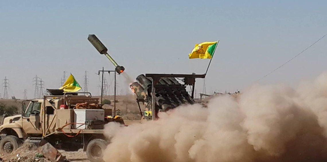 صحيفة: حزب الله قرر الانسحاب من 7 مناطق في سوريا