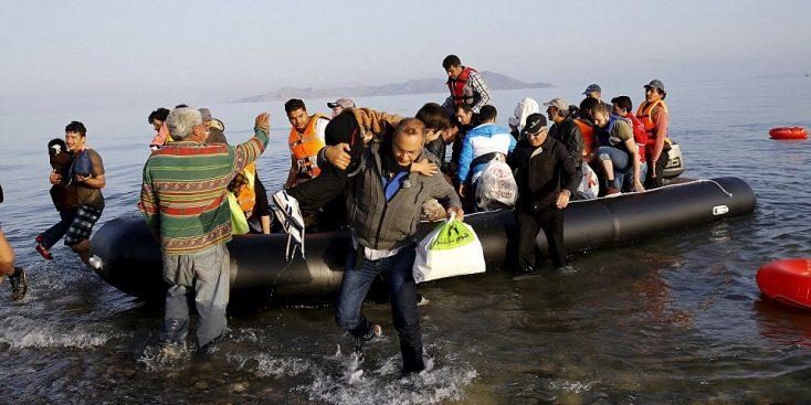 تراجع حركة الهجرة من تركيا إلى أوروبا بنسبة 97 في المئة