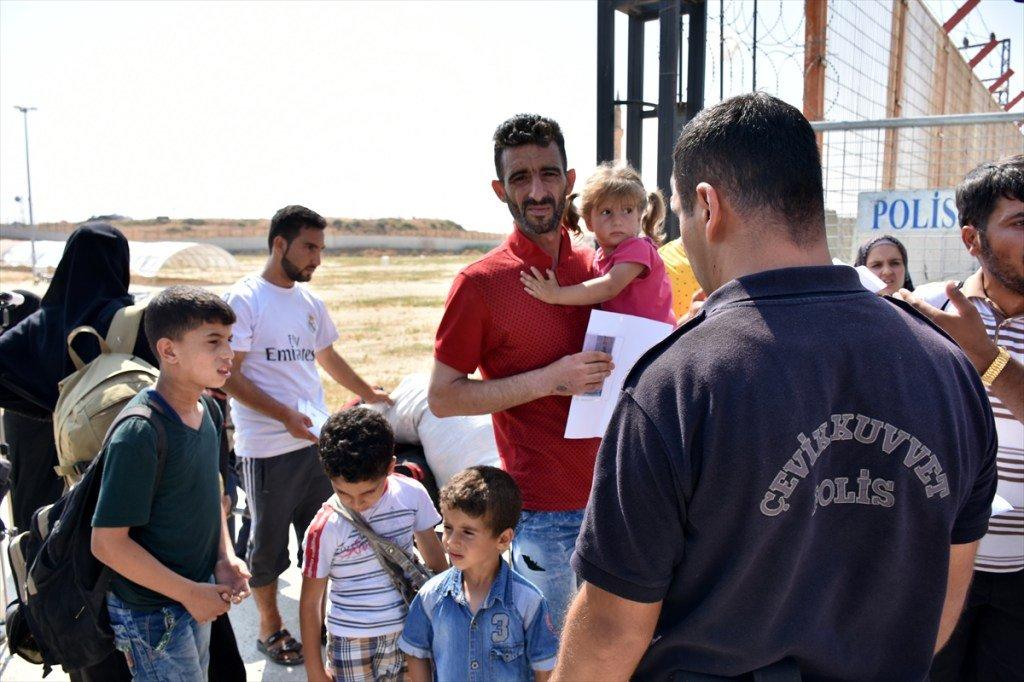 تركيا تضع شرطا جديدا من شروط طلبات لم شمل السوريين من معبر باب الهوى وتكشف عن السبب !!