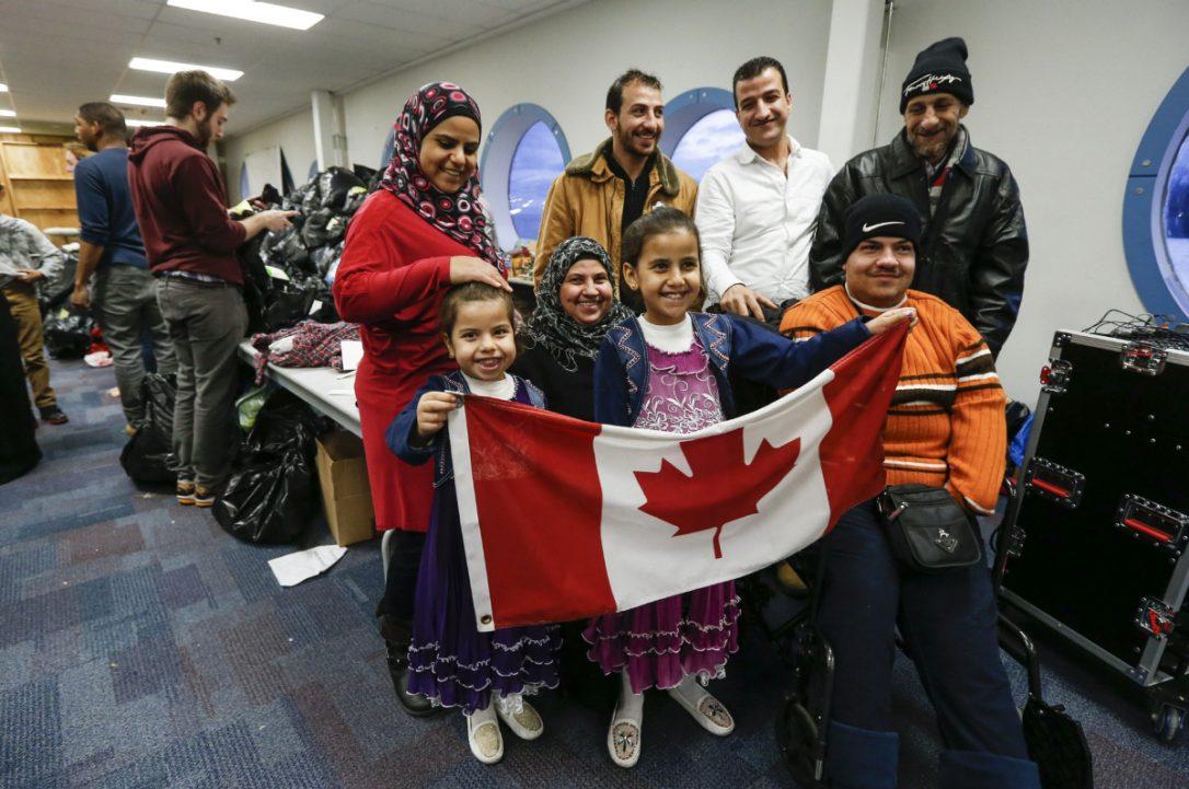الطريقة القانونية لتسجيل طلب هجرة إلى كندا 2019