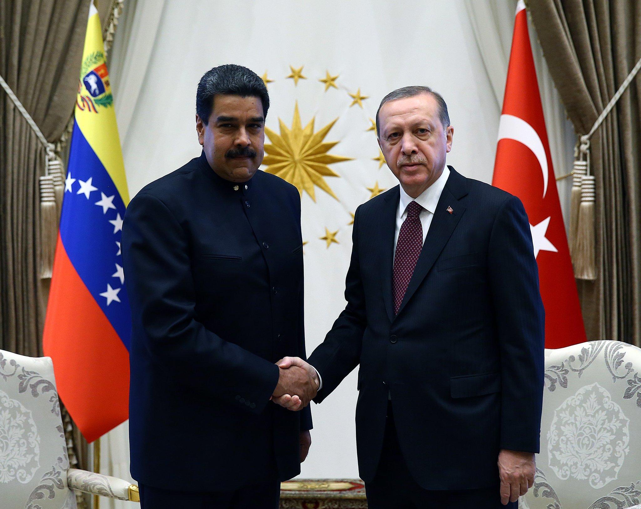 تركيا تستغرب إعلان رئيس جديد لفنزويلا