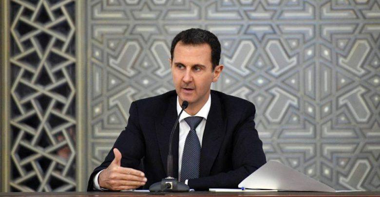 بشار الأسد غاضب .. وهذا ما قاله !!