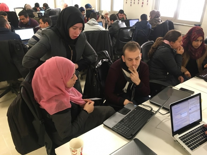 منظمة ميكسا التركية تطلق برنامج تعليم مهني للسوريين