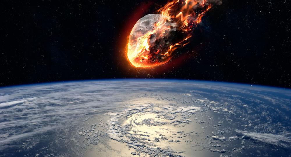 """سيناريو.. علماء يحاولون وقف كويكب يتجه نحو الأرض والنتيجة """"تد.مير أوروبا ودولة عربية"""" (خريطة)"""