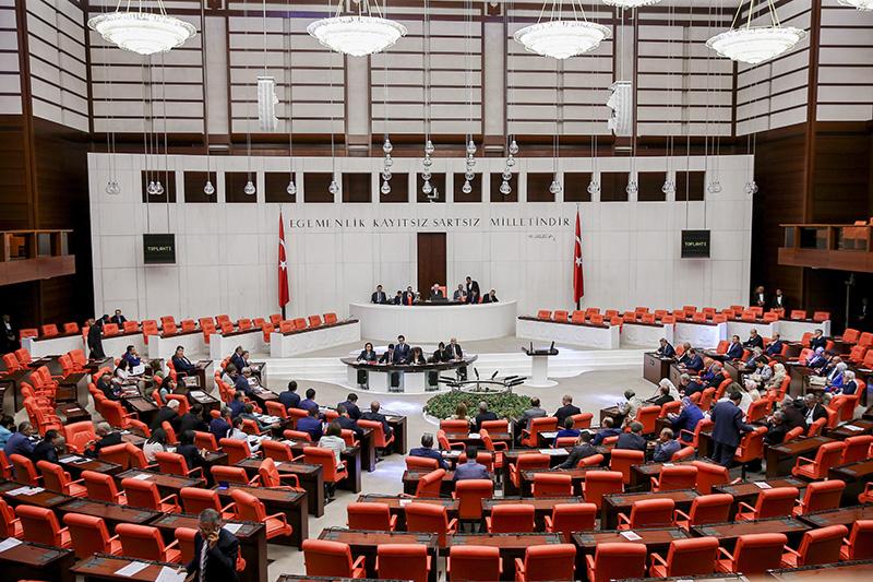 البرلمان التركي يوافق على تعديلات قانونية جديدة