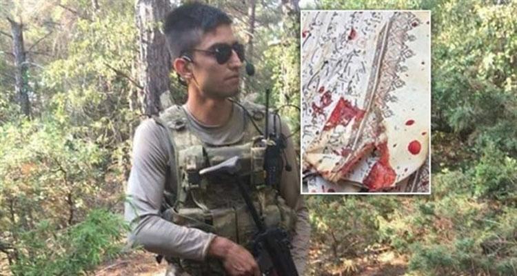 وفاة جندي تركي لدى محاولته رفع مصحف فخخه تنظيم ب ي د في عفرين
