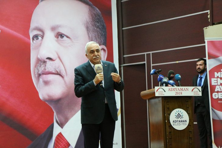 وزير تركي: سوريا للسوريين وعفرين لأهالي عفرين