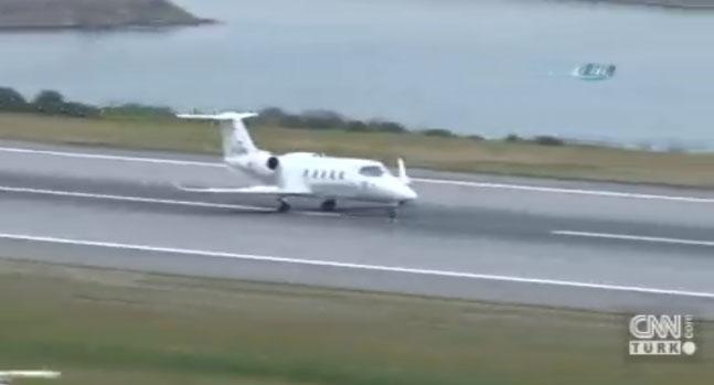 إغلاق مطار طرابزون التركي جراء هبوط اضطراري لطائرة قطرية