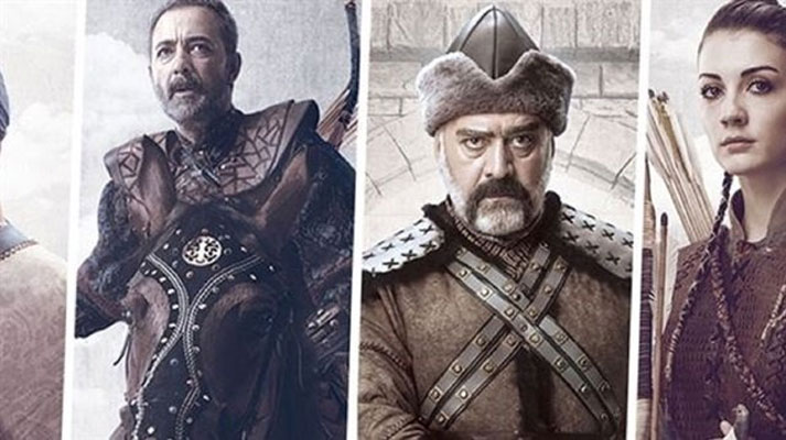 """""""صمود قاراطاي"""" فيلم تركي تاريخي يكمل أحداث أرطغرل"""