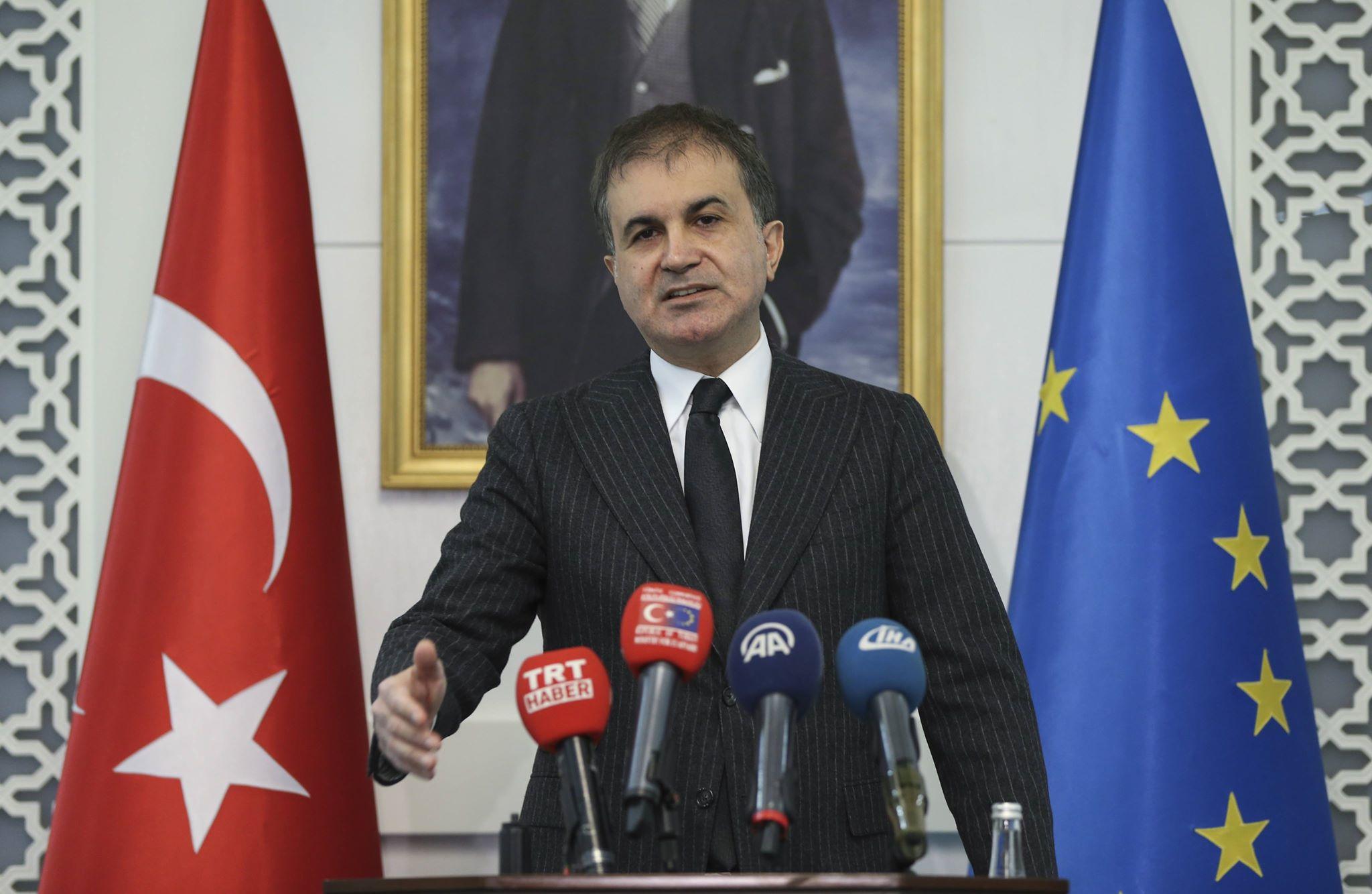 عاجل: بيان لحزب العدالة والتنمية التركي الحاكم حول شمال سوريا