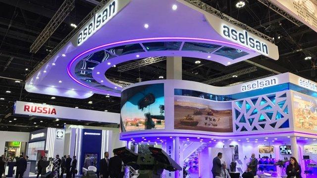 مسؤولون أتراك يزورون معرض أقمار صناعية في أمريكا