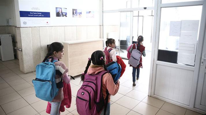 ولاية غازي عنتاب تكشف عن وضع الطلاب السوريون مع الاندماج في المجتمع التركي