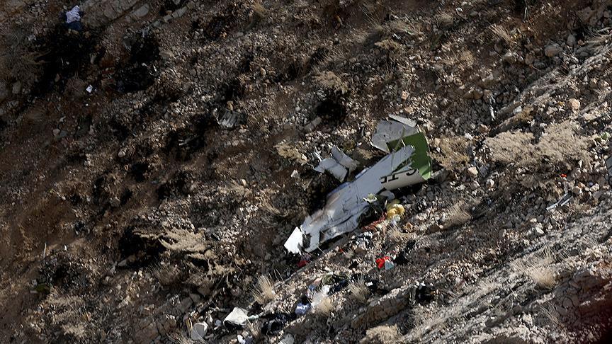 أردوغان يعزي أسر ضحايا الطائرة التركية المنكوبة