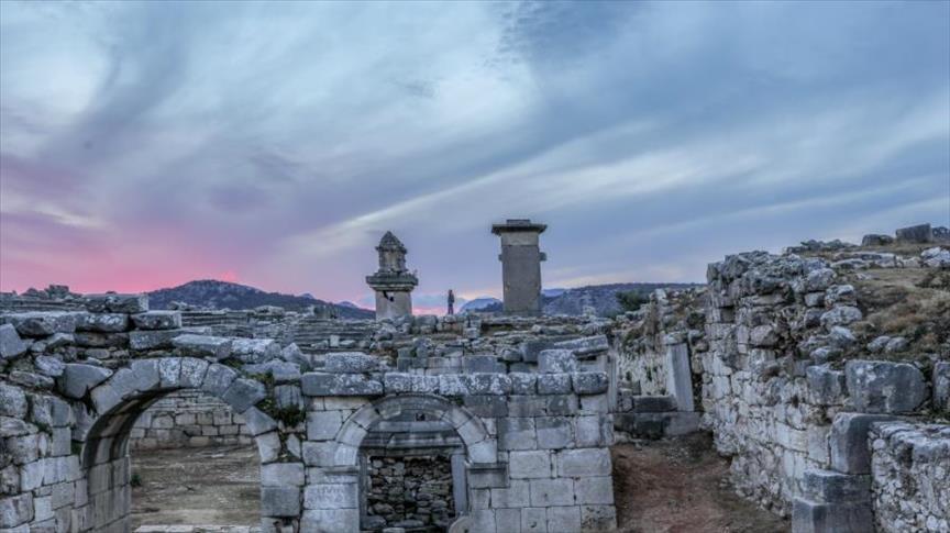 آثار حضارة تعود للقرن الثاني قبل الميلاد تنتظر زوارها