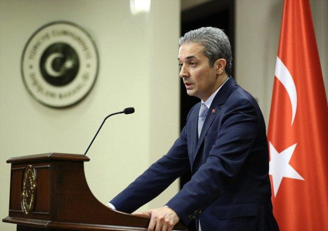 الخارجية التركية ترد على سؤال حول مشاركة أنقرة في ضربة ضد الأسد وهذا ما قالته