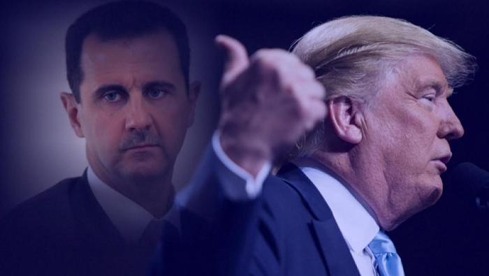 عاجل: رسالة من ترامب للدول العربية بشأن بشار الأسد