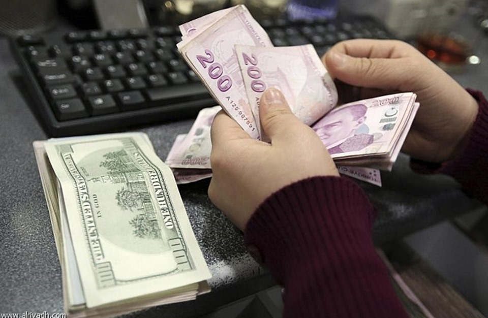 عاجل: أسعار صرف الليرة التركي اليوم الأربعاء 23/1/2019