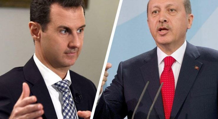 """#بشار_الأسد يؤيد بشدة أحد قرارات """"#أردوغان"""""""