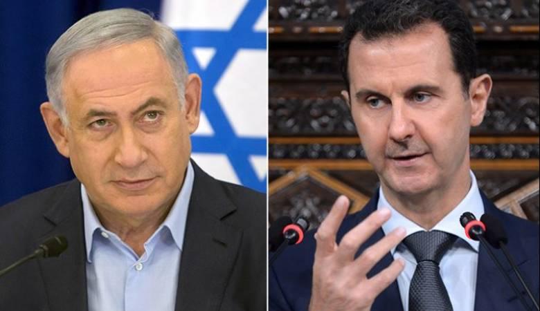 اسرائيل للأسد.. ان ضربتنا فسننهيك