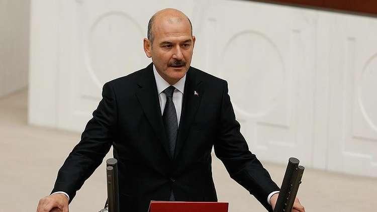 وزير الداخلية التركي : يؤكد في تصريح له بأن الانتخابات في بلاده نزيهة