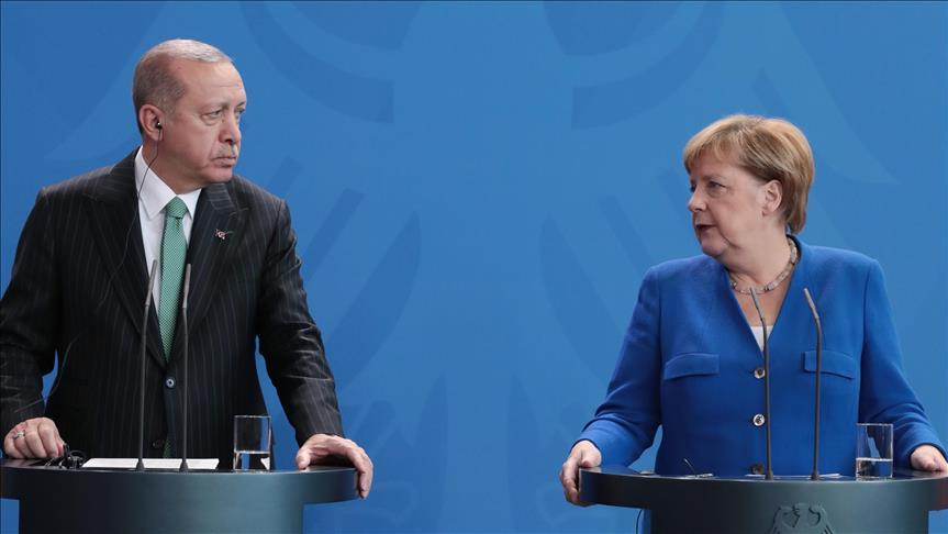 تركيا تعّزي ألمانيا بضحايا الفيضانات