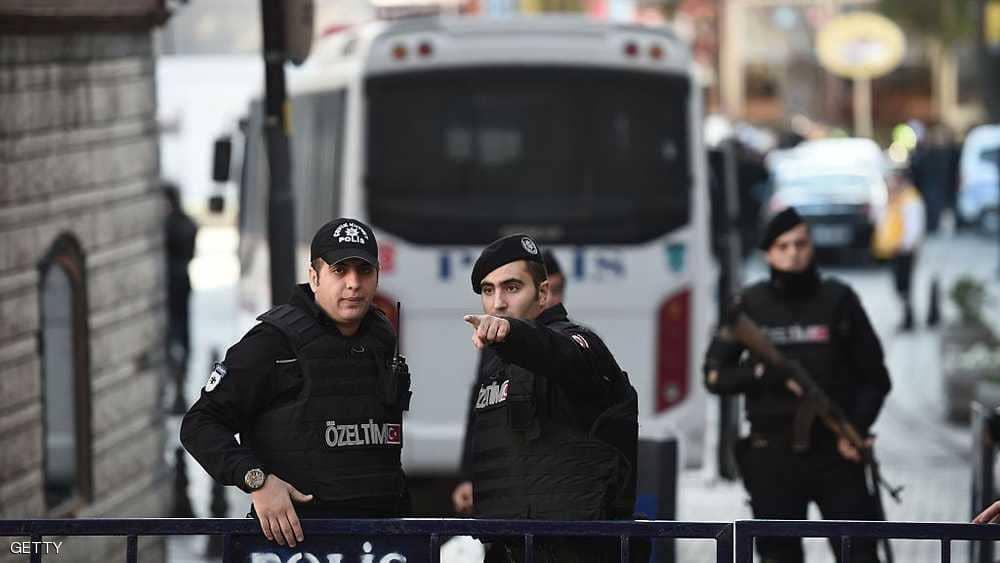 عاجل: حملة أمنية في ازمير واعتقال 3 سوريين