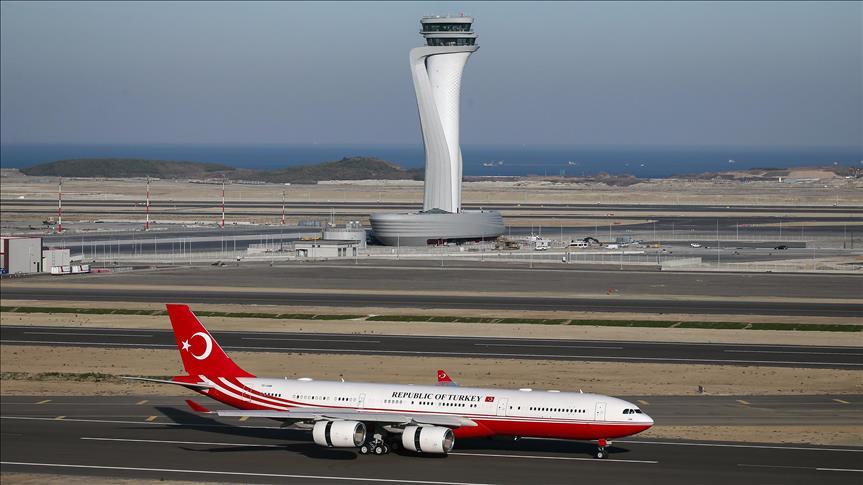 """الإعلان عن موعد نقل جميع الرحلات الجوية من مطار """"أتاتورك"""" الدولي إلى المطار الجديد"""