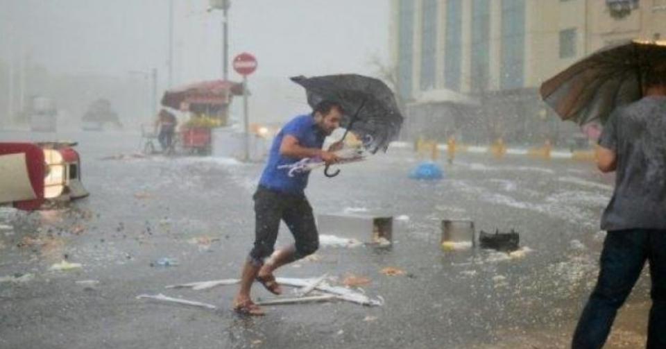 الأرصاد الجوية تحذر من عاصفة قوية في هذه المدينة
