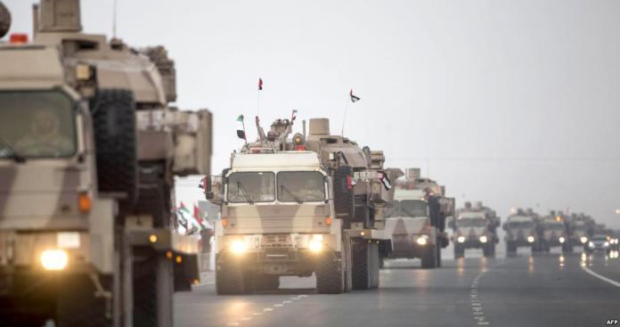 تحركات عسكرية سعودية … والهدف إيران