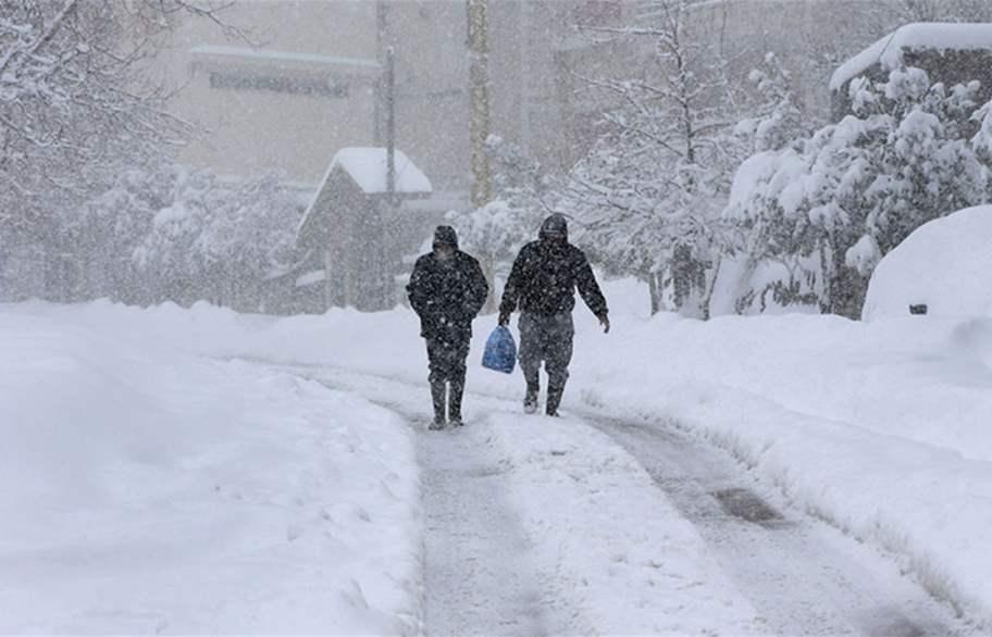 الأرصاد الجوية تحذر من تساقط ثلوج وأمطار غزيرة وتشكل الصقيع في هذه المناطق المتفرقة من تركيا