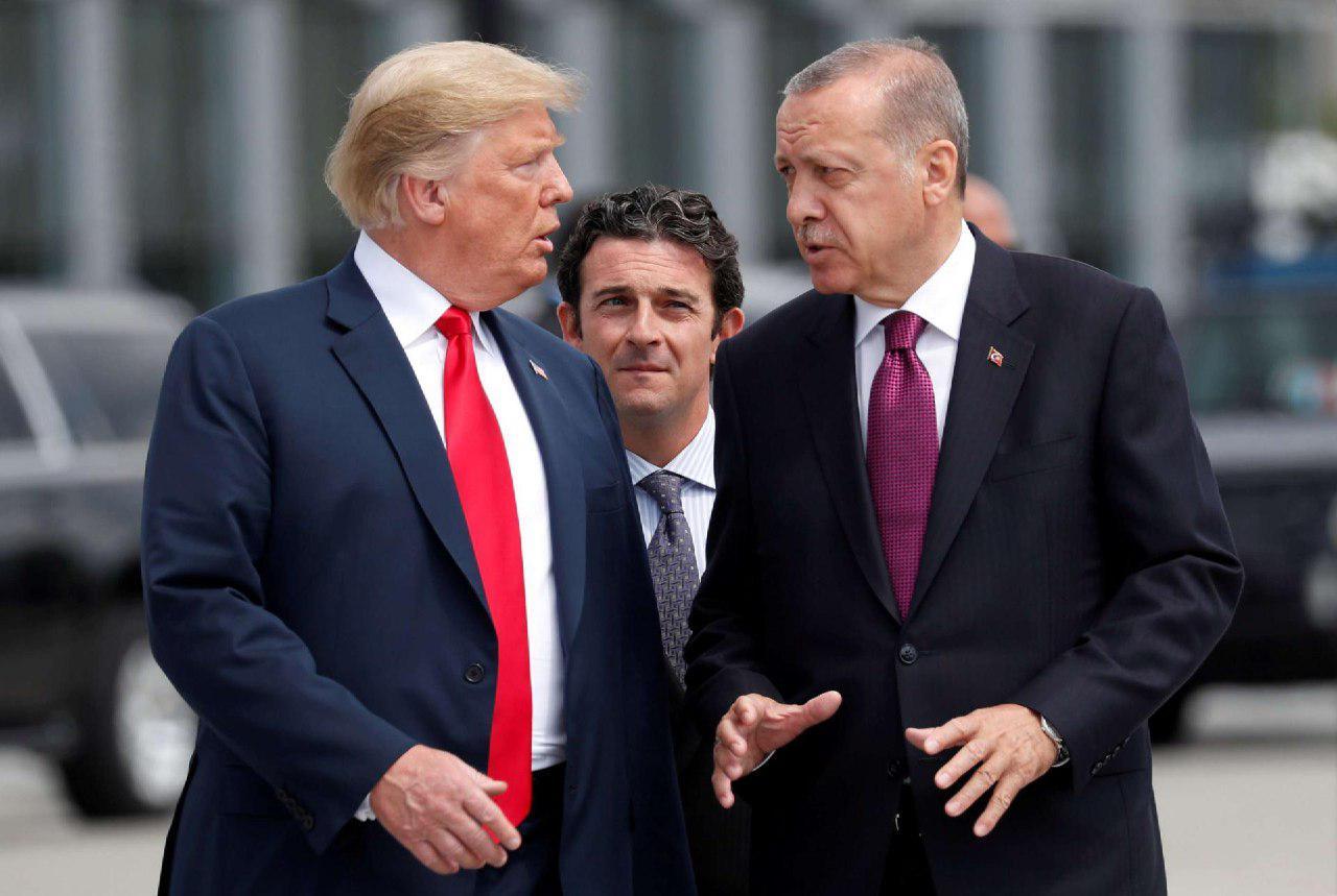 أردوغان لترامب: تركيا مستعدة لتولي الأمن في هذه المدينة السورية