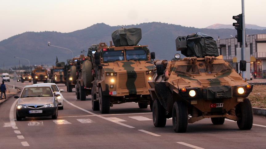 الأناضول: قوات خاصة تركية تتجه إلى الحدود مع سوريا