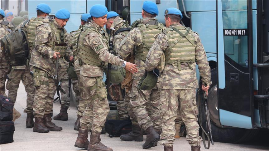 تركيا.. تعزيزات من القوات الخاصة إلى الحدود مع سوريا