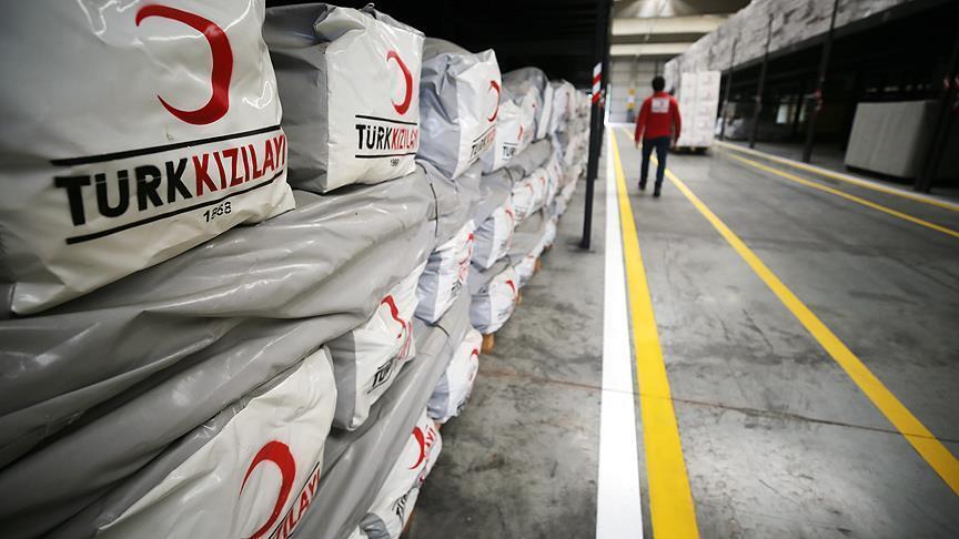 """مسؤولون عرب: شبكة الهلال والصليب الأحمر """"أمل للمحتاجين"""""""